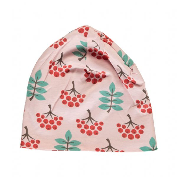 Maxomorra Hat Velour Rowanberry